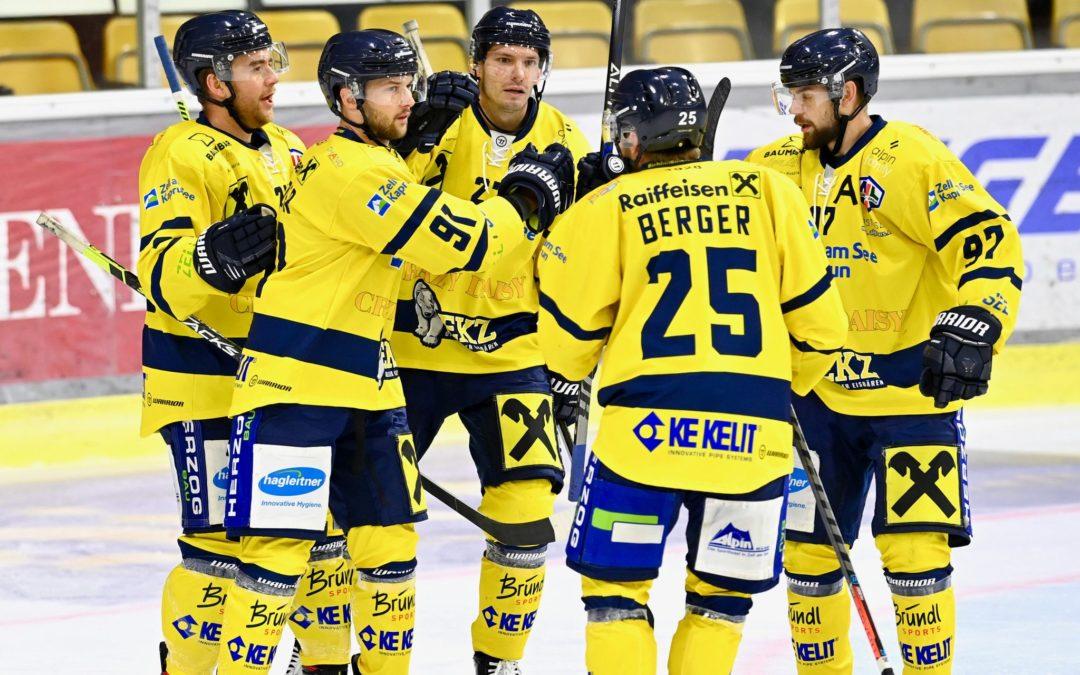 Asiago neuer Tabellenführer der Alps Hockey League! – Eisbären gewinnen Topspiel.