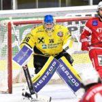 AHL – Kleine Rotjacken schießen sich Dank Fröwis-Hattrick an die Tabellenspitze.