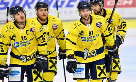 AHL – Jungbullen gewinnen Topspiel! Zu Null Siege für Cortina und Ritten.
