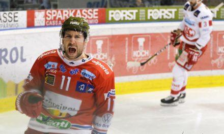 AHL – Asiago holt Stefano Giliati.